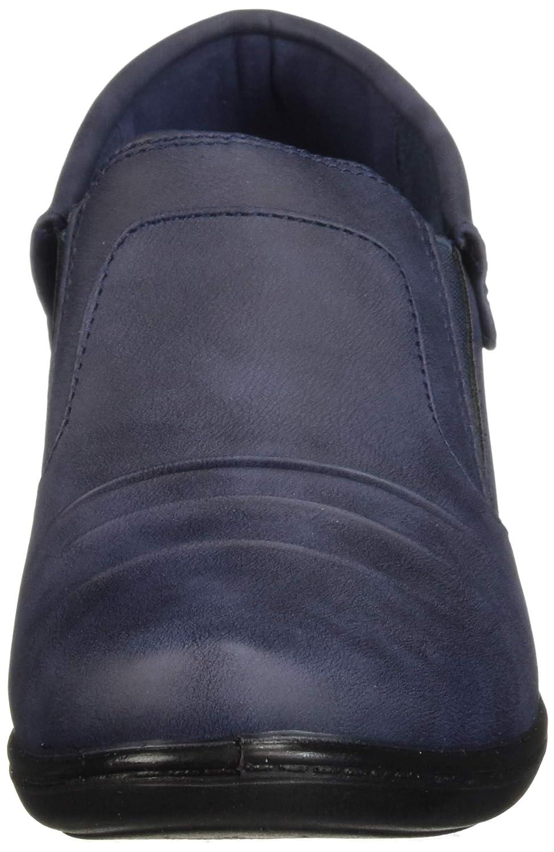 promo code 990e9 63df0 ... Easy Street Women s Bennett Ankle Bootie Bootie Bootie B0714QNVG8 12 W  US Navy 5f0160 ...