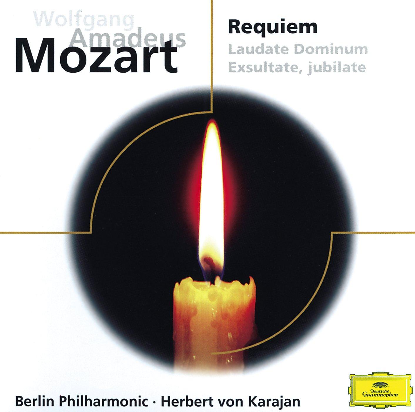 CD : Herbert von Karajan - Requiem - Eloquence
