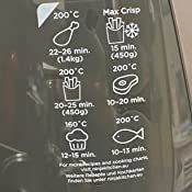 Ninja Air Fryer MAX, Freidora sin Aceite de Aire Caliente 5.2L ...