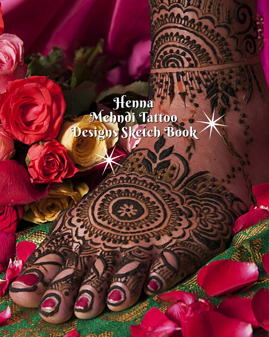 Buy Henna Mehndi Tattoo Designs Sketch Book Henna Tattoo Hand