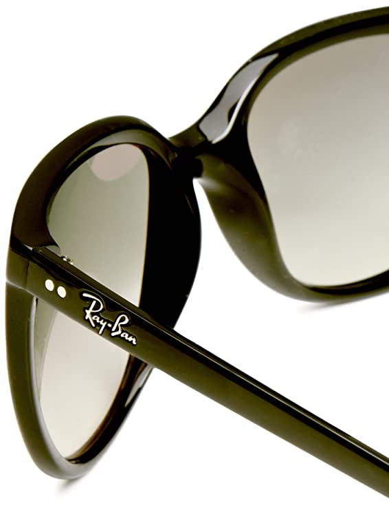 950adbeca5c ... discount code for amazon ray ban cats 1000 black frame crystal grey gradient  lenses 57mm non