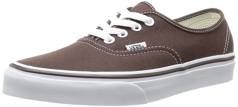 Vans Authentic Core Classics B001THVV6K 5.5 B(M) US Women / 4 D(M) US Men|Espresso