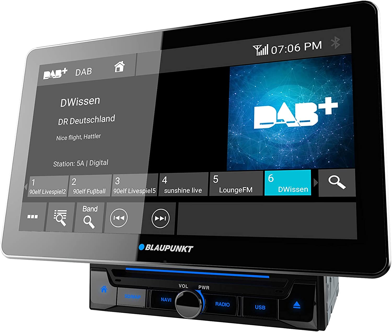 M.I.C.-DAB Modul USB Anschluss Digital Radio Tuner Android Autoradio Naviceiver