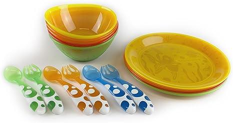 Baby Food Bowls Deep Baby Feeding Bowls Set Toddler pack of 5 Munchhkin