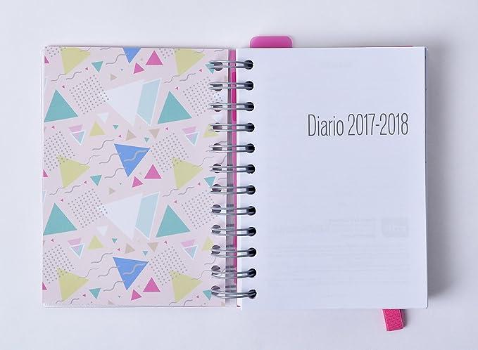Grupo Erik Editores Agenda Escolar 2017/2018 Amelie (Editado en Italiano)