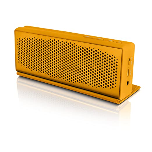 4 opinioni per Fresh 'N RebelRockbox Fold Altoparlante Bluetooth, Pumpkin