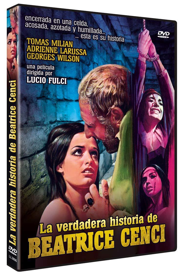 Historia de Beatrice Cenci [DVD]: Amazon.es: Tomas Milian ...