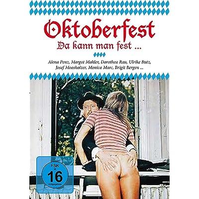 Oktoberfest - Da kann man fest ... [Alemania] [DVD]
