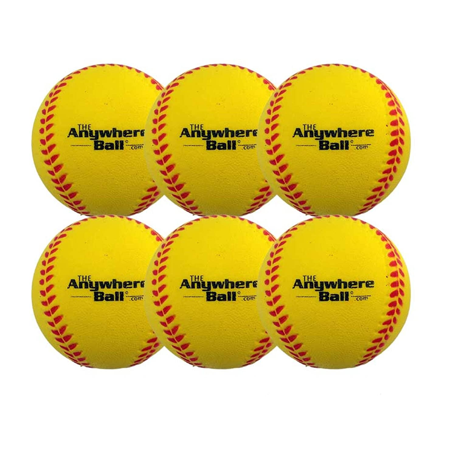 Der überall Ball Baseball/Softball Schaumstoff Training Ball The Anywhere Ball