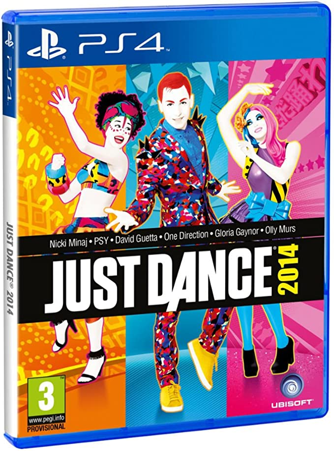 Just Dance 2014: Amazon.es: Videojuegos