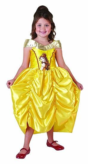 Disney - Disfraz infantil de Bella clásico (Rubies I-881857M ...