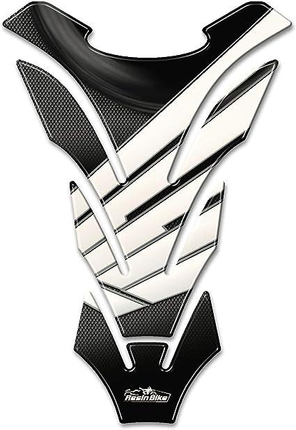 Protector de Depósito Adhesivo 3D Universal Compatible con Moto Honda: Amazon.es: Coche y moto