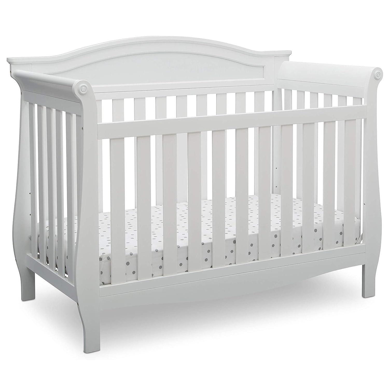 Delta Children Lancaster 4-in-1 Convertible Baby Crib