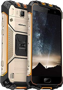 Ulefone Armor 2 Smartphone libre 4G IP68, Móvil Libre, 5.0