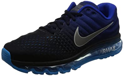 new style 9a039 50350 Nike Air Max 2017 Running Shoes Mens