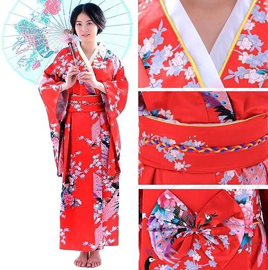 kimonos japoneses