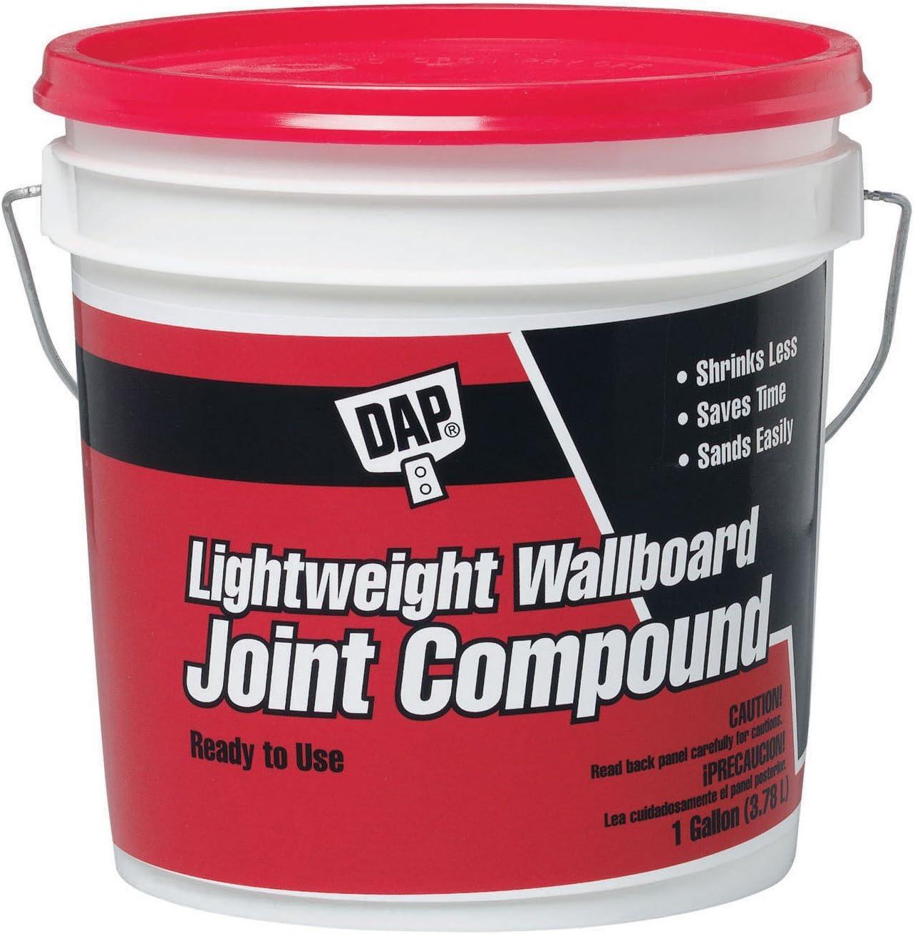 Dap%2b10114%2b1%2bGallon%2bLightweight%2bWallboard%2bJoint%2bCompound