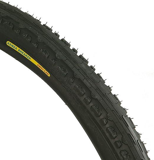 Profex - Cubierta antipinchazos para Bicicletas MTB Negro Negro ...