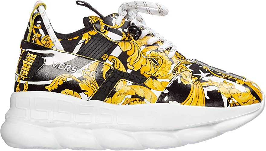 Baskets Chain Reaction Versace Femme | Boutique en Ligne