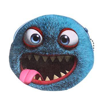 SimpleLife Coin Bag Monedero para niños Dibujos Animados ...