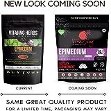 Epimedium Leaf Extract Powder (HORNY GOAT WEED) ORGANIC 20:1 CONCENTRATION - (2oz - 57gm)
