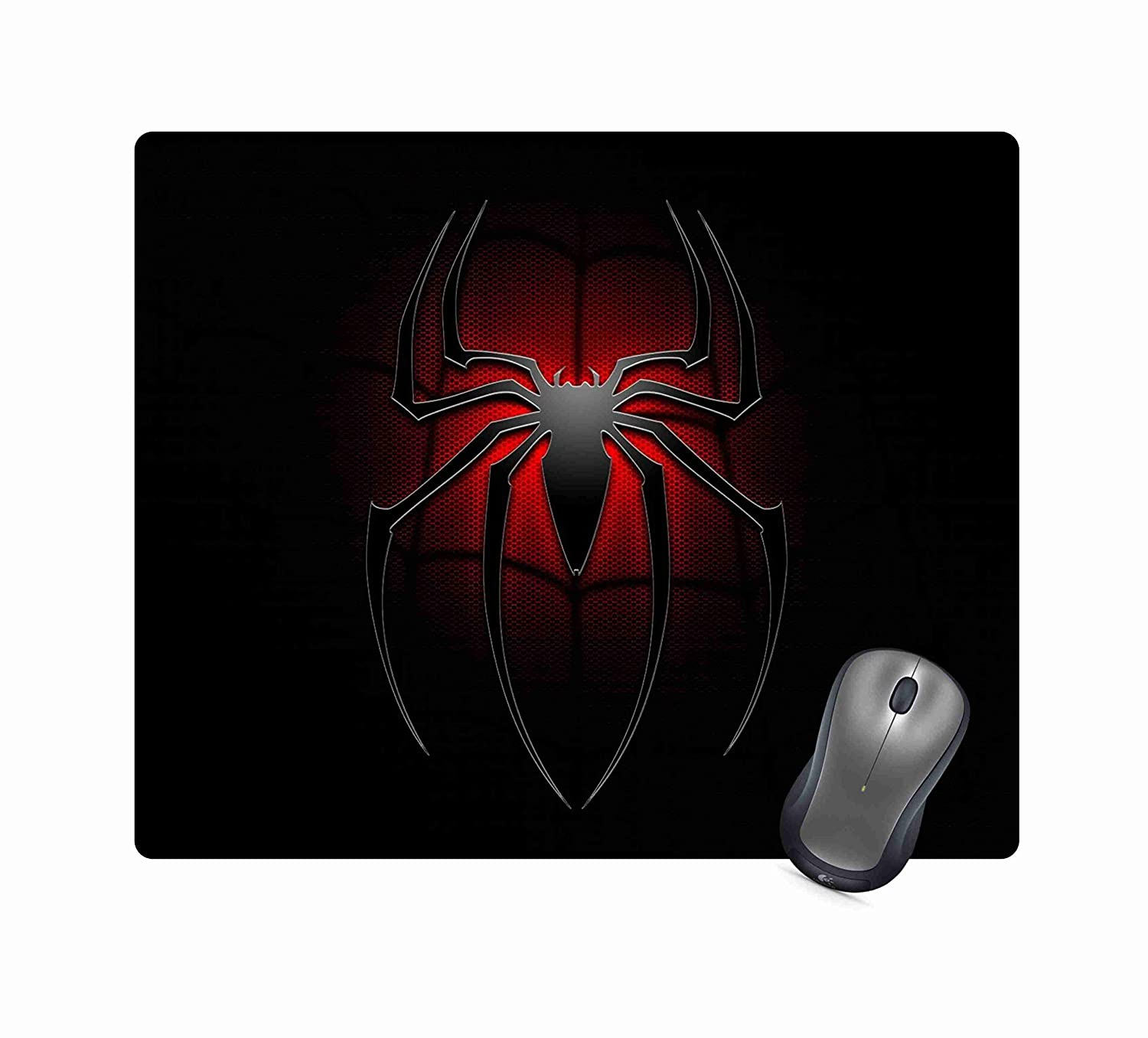 Golden Feather Anti Skid Marvel Avengers Super Heroes Designer Mouse pad for laptops and Computers Gaming Mousepad (Undero 200)