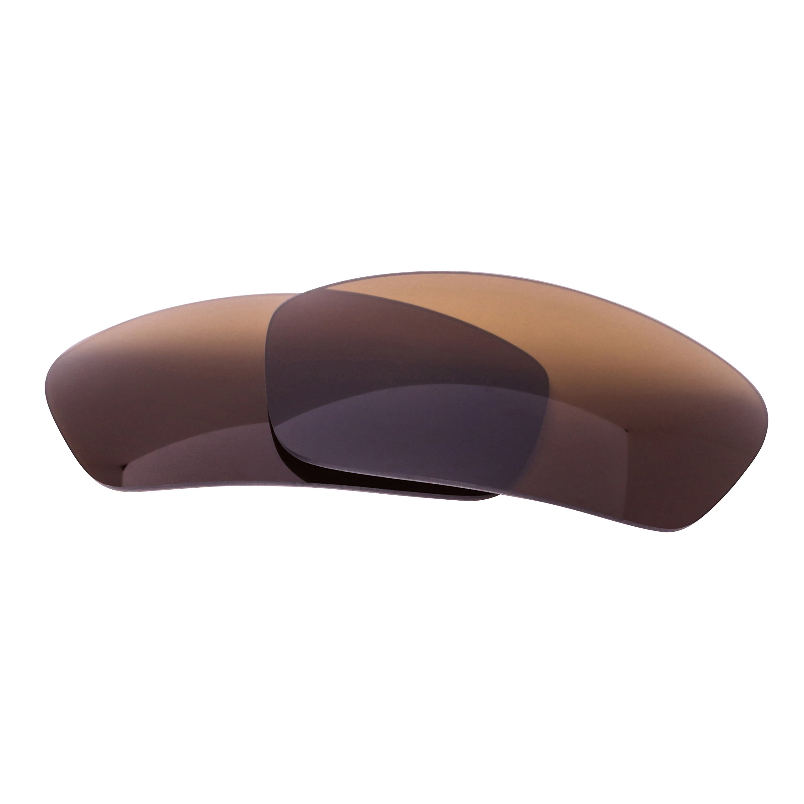 LenzFlip Lenses Compatible with Revo BEARING - Brown Polarized