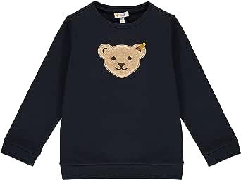 Steiff Mit Süßer teddybärapplikation Sudadera para Niños