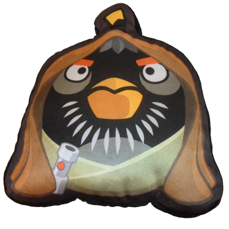 Angry Birds Star Wars - Cojín, diseño OBI WAN (Skybrands ...