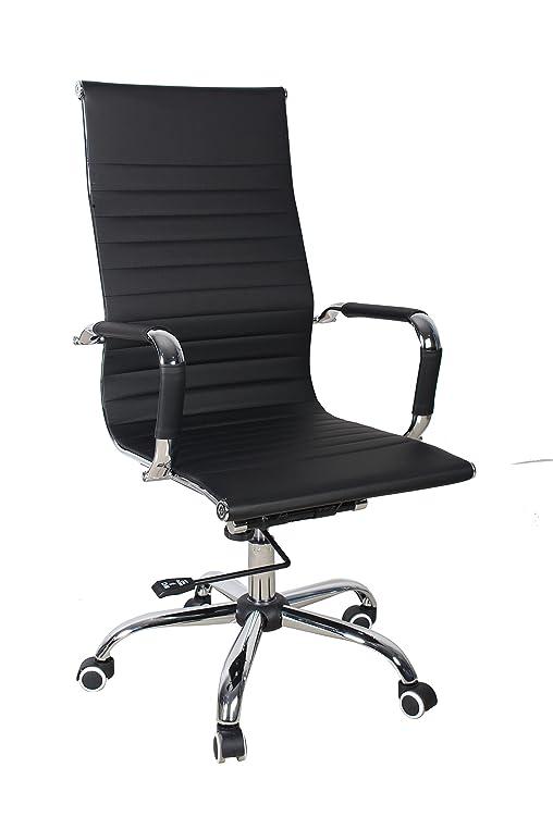 Bürosessel mit liegefunktion  SHAIK® Bürostuhl, Konferenz Freischwinger, Chefsessel ...