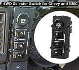 4WD Wheel Drive Switch 4x4 Transfer Case Button