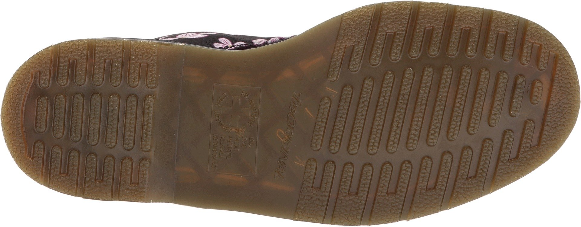 Dr. Martens Women's Page,Black Meadow Flowers,7 M UK (9 US) by Dr. Martens (Image #3)