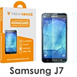 Tech Sense Lab Samsung Galaxy J7 Premium Tempered Glass Screen Protector (9H) By Tech Sense Lab - For Samsung Galaxy J7