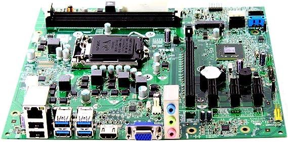 Dell 478VN Inspiron 660s LGA 1155//Socket H2 DDR3 Desktop Motherboard