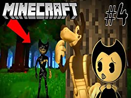 Bendy And The Ink Machine In Roblox Minecraftvideos Tv Watch Clip Bendyplayz Prime Video