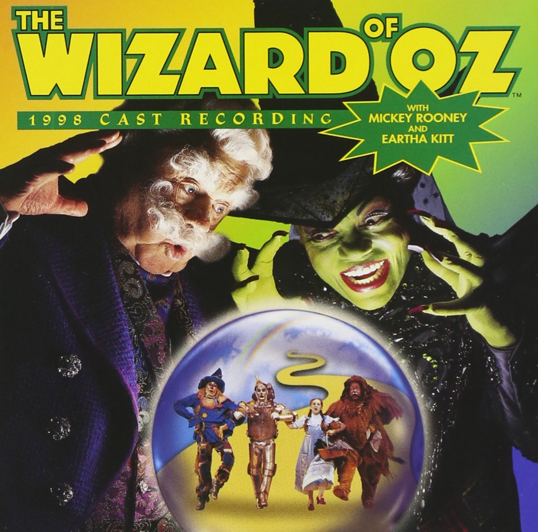 The Wizard Of Oz: 1998 Cast Recording (Madison Square Garden Cast)