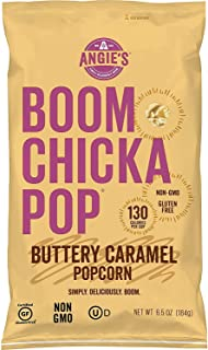 product image for Angie's Buttery Caramel Popcorn, 6.5 Ounce Bag (Buttery Caramel 1-set Pack of 12)