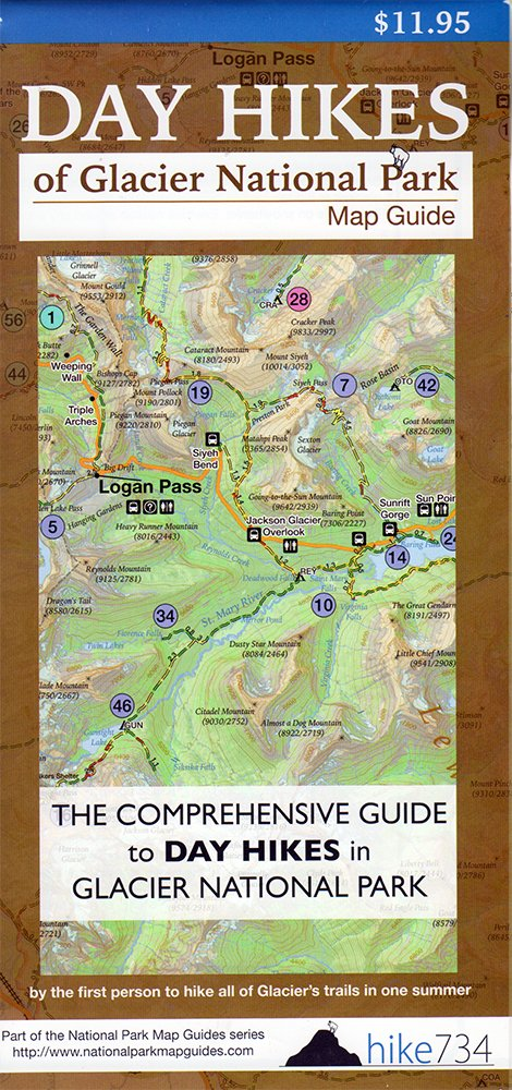 Day Hikes of Glacier National Park Map-Guide: Jake mante ... on national park service hiking maps, yellowstone hiking maps, winds rivers range trails maps, national parks in alberta maps, north cascades national park maps, gila wilderness hiking maps, prince albert national park hiking maps, jasper hiking maps, oregon hiking maps, canyonlands national park maps, west virginia hiking maps, bryce canyon hiking maps, banff hiking maps, great basin national park maps, washington hiking maps, denali hiking maps, sequoia national park hiking maps, wyoming atv trail maps, cape perpetua hiking maps, montana yellowstone national parks maps,