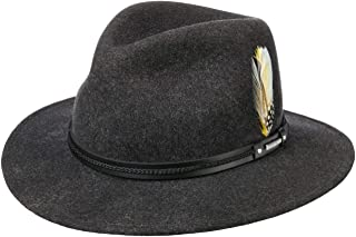 product image for Stetson Newsend Traveller VitaFelt Hat Men - Made in USA