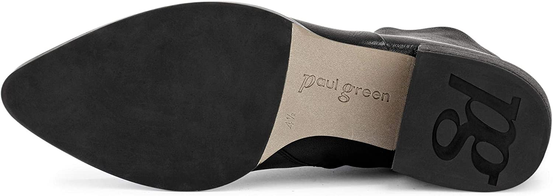 Paul Green Womens Boots Black