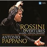 Rossini: Overtures, Andante e tema con variazioni