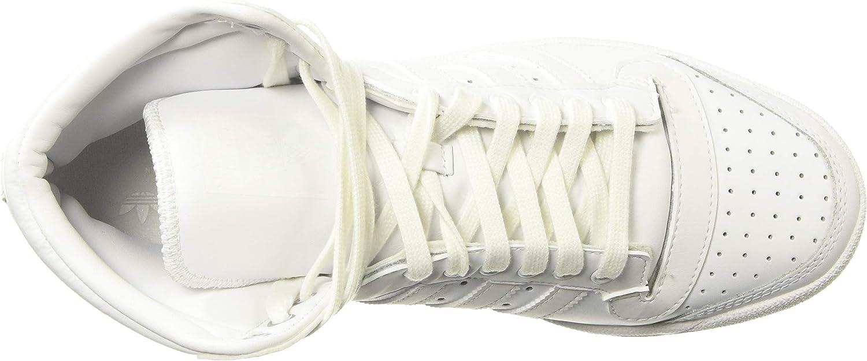 adidas Originals Top Ten Hi Baskets Mode Hommes Blanc Baskets Montantes Blanc
