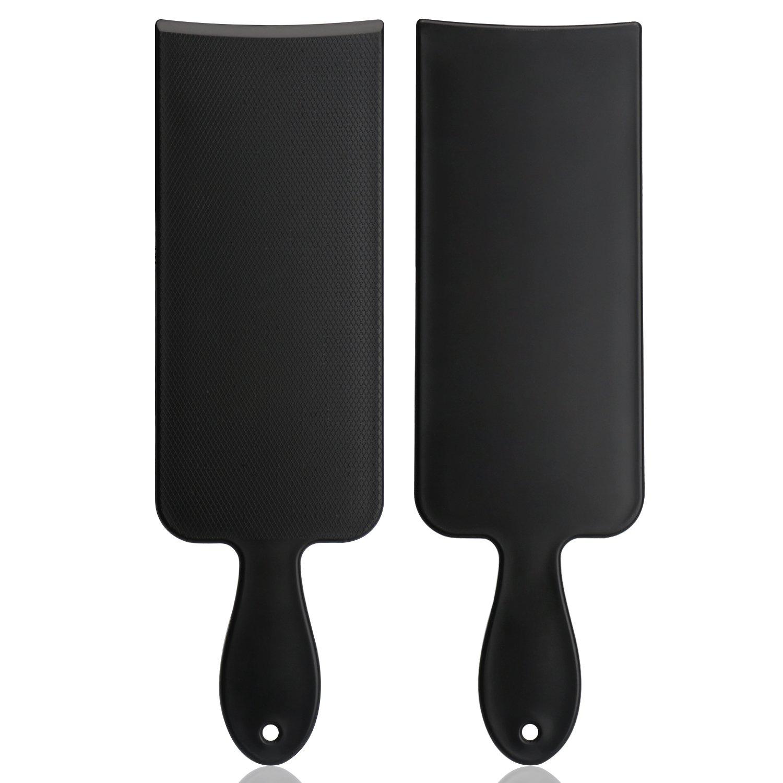 Balayage Brush Black Highlight Board And Hair Tint Brush Set Salon