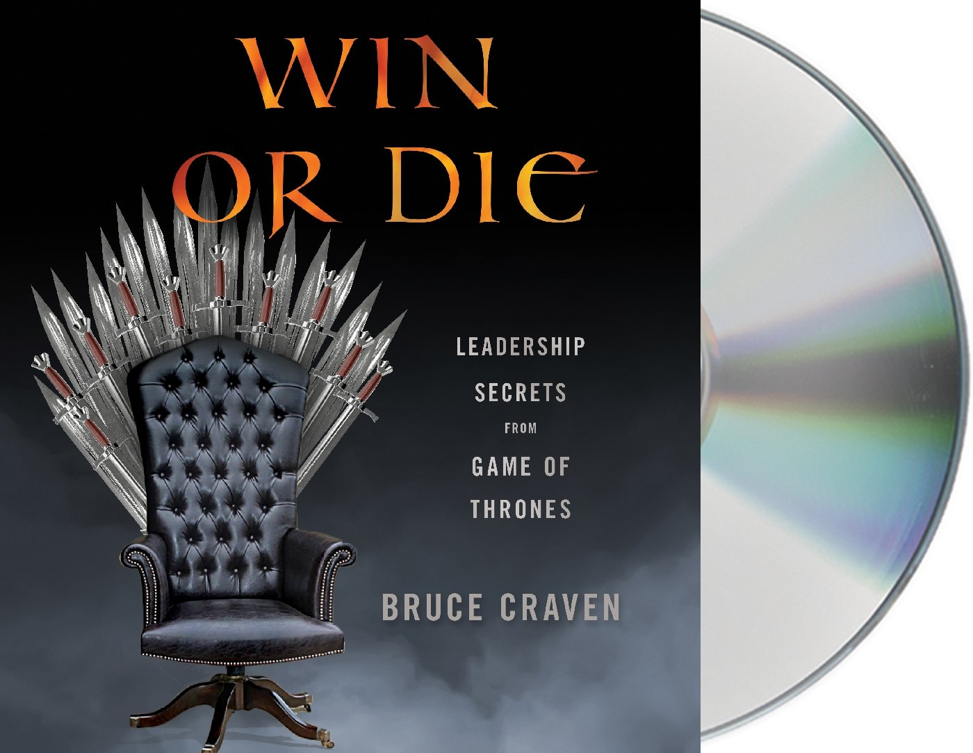 The 10 books also include, Win or Die, analyzes the lead characters in their leadership and management skills.