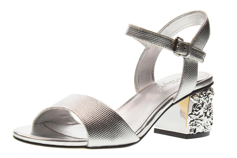 CRIS VERGRE' Schuhe Frau Sandalen H5201P Silber  | ein guter Ruf in der Welt  | Preiszugeständnisse
