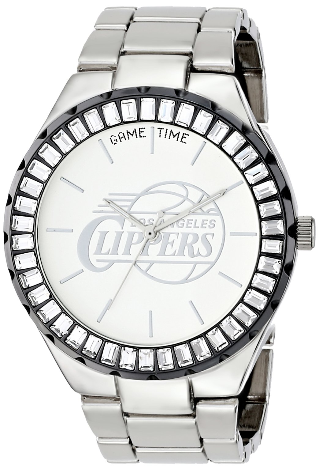 """Game Time Women's NBA-Win-LAC""""Winner"""" Watch - Los Angeles Clippers"""