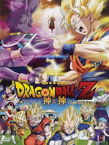 Dragon Ball Z - Battle of gods [Italia] [DVD]: Amazon.es: varie, varie, varie: Cine y Series TV