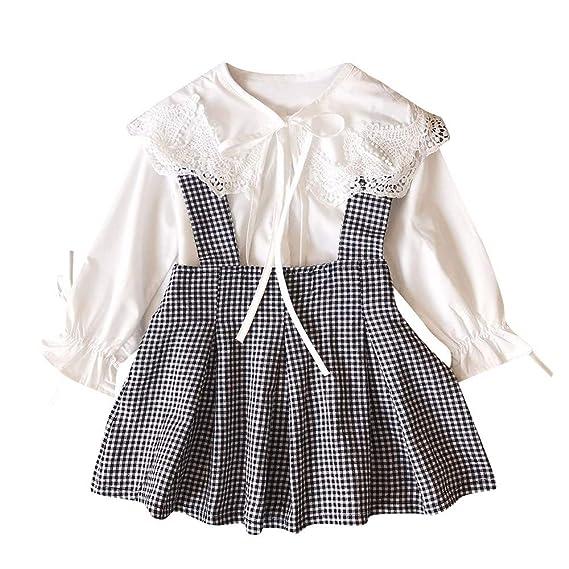 ae4e1f0aaca Saingace 3-7 Years Kids Little Baby Girl Cute Cat Pattern Princess Dress  Birthday Gown