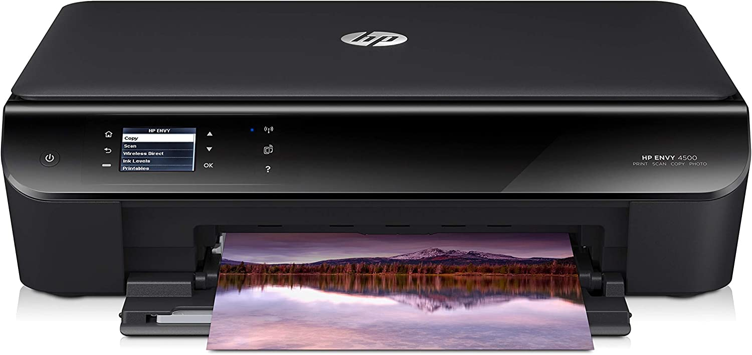 Hp Envy 4501 E-All-in-one Inkjet Printer