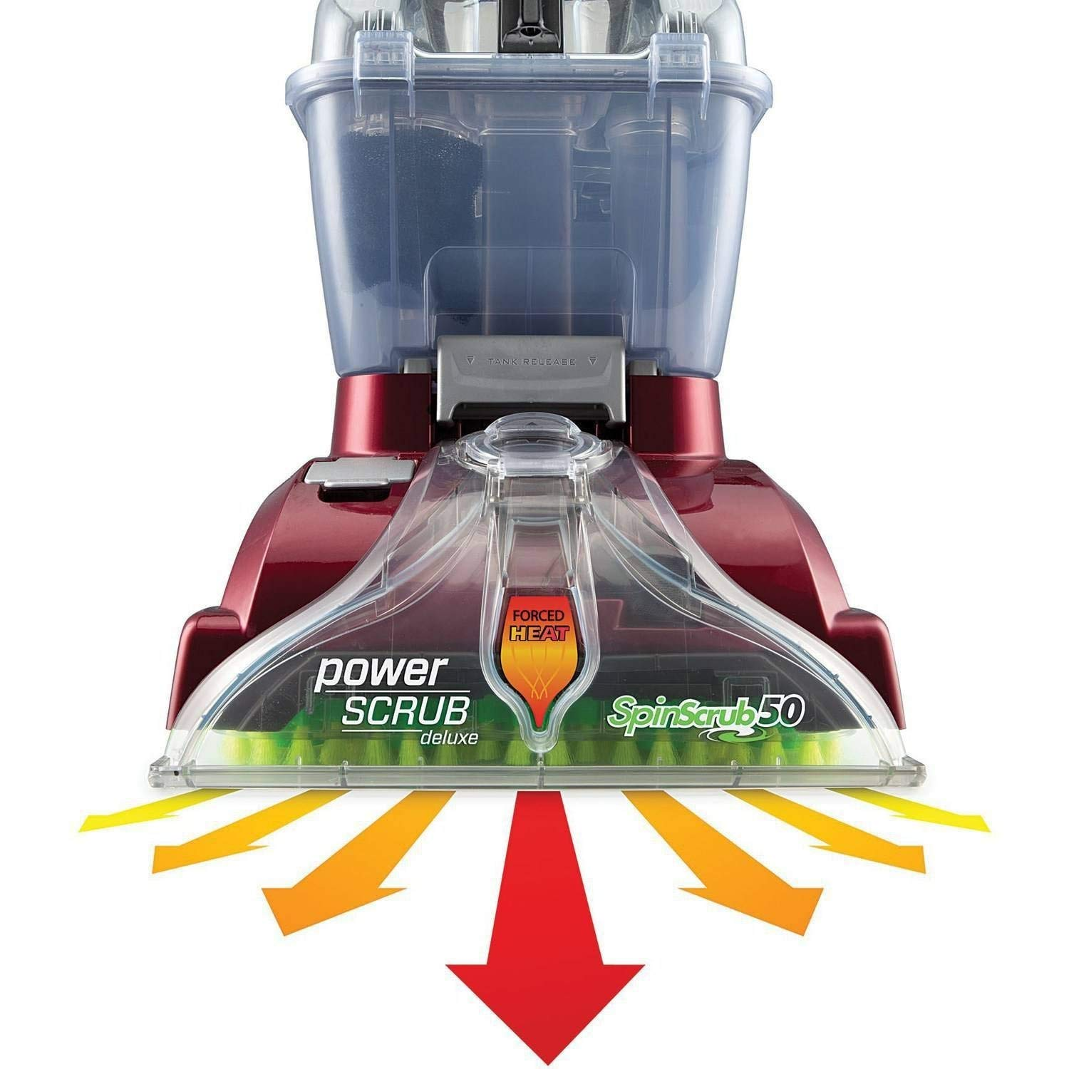 Hoover FH51101 Power Path Pro Corded Carpet Cleaner